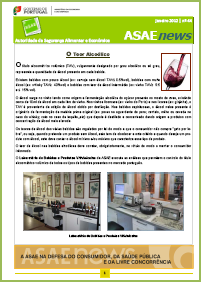 ASAEnews nº 44 - Janeiro 2012