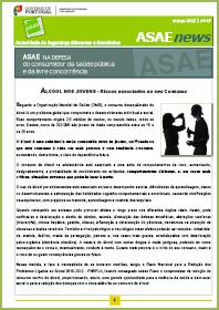 ASAEnews nº 47 - março 2012