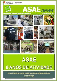 ASAEnews Edição Especial - Dia do Consumidor - 15 de março 2012