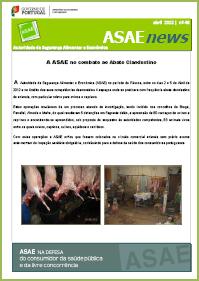 ASAEnews nº 48 - Edição de abril de 2012