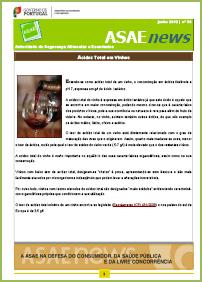 ASAEnews nº 50 - Edição de junho de 2012