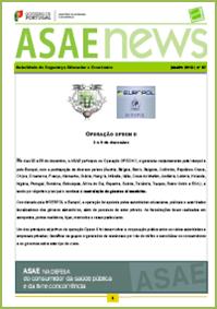 ASAEnews nº 57 - Edição de janeiro 2013