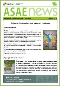 ASAEnews nº 60 - Edição de abril 2013