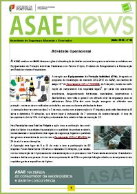 ASAEnews nº 62 - Edição de junho 2013