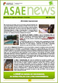 ASAEnews nº 63 - Edição de julho 2013