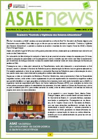 ASAEnews nº 66 - Edição de outubro 2013