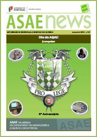 ASAEnews nº 67 - Edição de novembro 2013