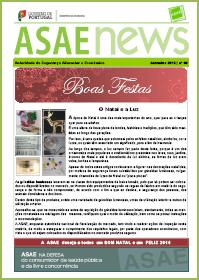 ASAEnews nº 68 - Edição de dezembro 2013