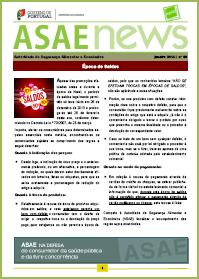 ASAEnews nº 69 - Edição de janeiro 2014