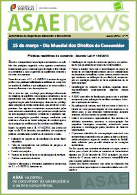 ASAEnews nº 71 - Edição de março 2014
