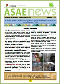 ASAEnews nº 72 - Edição de abril 2014
