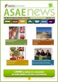 ASAEnews nº 73 - Edição de maio 2014