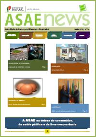 ASAEnews nº 74 - Edição de junho 2014