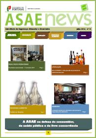 ASAEnews nº 75 - Edição de julho 2014