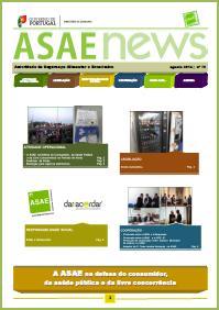 ASAEnews nº 76 - Edição de agosto 2014