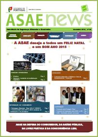ASAEnews nº 80 - Edição de dezembro 2014