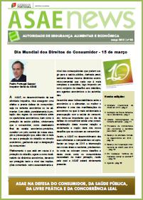ASAEnews nº 83 - Edição de março 2015