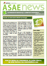 ASAEnews nº 89 - Edição de setembro 2015