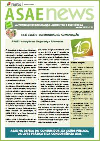 ASAEnews nº 90 - Edição de outubro 2015