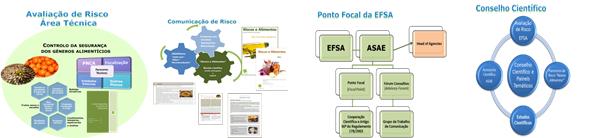 Avaliação e Comunicação de Riscos Alimentares