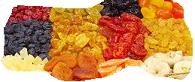 Frutos Secos e Frutos Secados