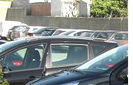 Venda de automóveis ligeiros de passageiros, motociclos e ciclomotores usados