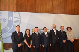 Protocolo de Cooperação entre Ministério da Economia e a República Popular da China