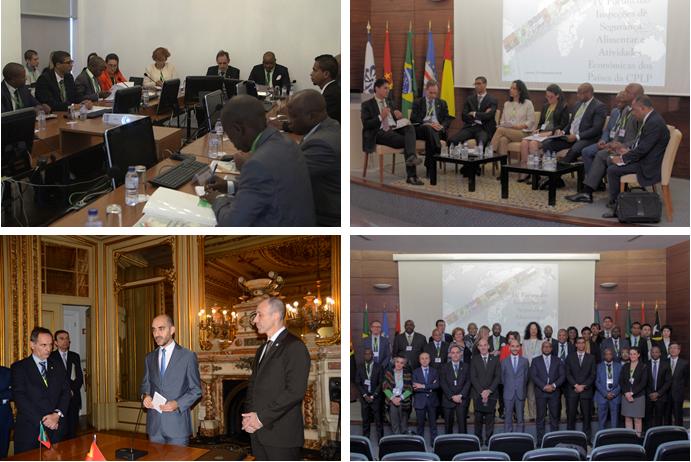 IV Fórum das Inspeções de Segurança Alimentar e Atividades Económicas dos Países da CPLP