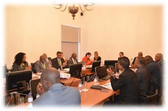 Fórum das Inspeções da Segurança Alimentar e das Atividades Económicas dos Países de Língua Oficial