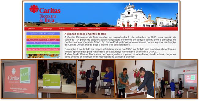 Participação da ASAE no 'Showcasing de Boas Práticas de Valorização das Pessoas'