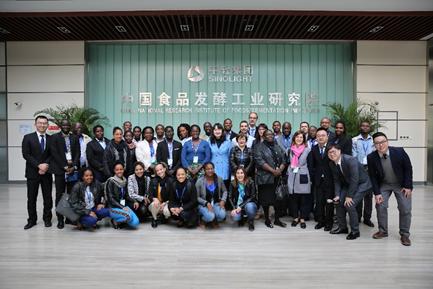 Delegação da ASAE na China durante o mês de abril