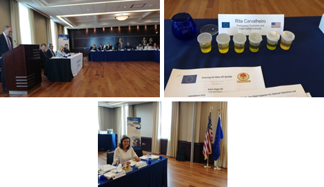 Ensuring EU Olive Oil Quality - a Round Table and Tasting