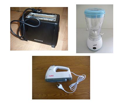 """Ação de Cooperação - """"Household Electrical Appliances 1 (EA1)"""""""
