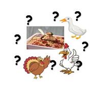 Deteção de espécies animais em alimentos