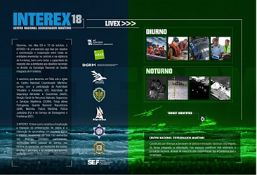 INTEREX 18 - Centro Nacional Coordenador Marítimo
