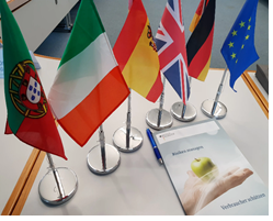 ASAE num exercício Piloto Europeu para fazer face a uma Emergência Alimentar