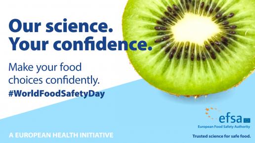 Campanha da EFSA 'EU Choose Safe Food'