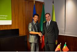 Relações de cooperação bilateral entre portugal e timor-leste