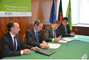 Assinatura de protocolo de cooperação entre a ASAE e a Federação Portuguesa de Futebol