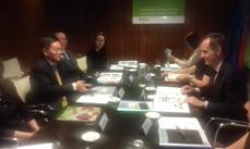 Visita à ASAE de uma delegação da Food and Drug Administration da China