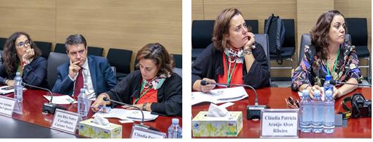 Colóquio sobre 'Proteção da Propriedade Intelectual para os Países de Língua Portuguesa'
