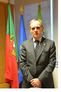 Inspetor Geral - Pedro Portugal Gaspar